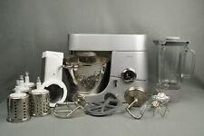 KENWOOD CHEF TITANIUM KM010 Küchenmaschine mit Zubehör