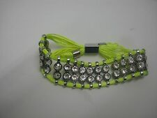 Rolf Bleu ,Cuff Styled  Bracelet , Slider allows, adjustability for purfect fit