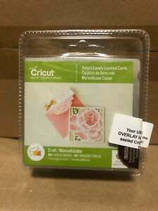 Anna's Lovely Layered Cards Cricut Cartridge by Anna Griffin + Universal Overlay