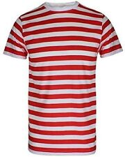 Cotton Striped T-Shirts for Men