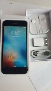 Apple iPhone 6 ios 9.3.5 16GB - Space Gray (Unlocked) A1549 (CDMA + GSM)