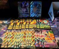 Pokemon 35 Card Lot Big Promo Cards Pikachu Blastoise Espeon Full Art JUMBO