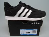 The Adidas Junior Kids Boys Girls Switch Black Trainers Shoes Uk Sizes 3.5/5.5