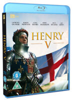 Henry V Blu-Ray (2009) Laurence Olivier cert U ***NEW*** FREE Shipping, Save £s