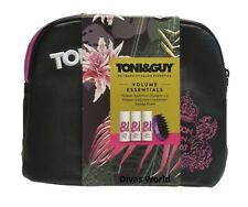 TONI&GUY London Salon Volume Essential Hair Care Addiction Shampoo Gift Set