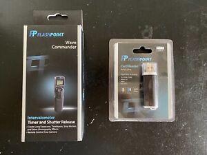 Flashpoint Wave Commander Remote Shutter Intervalometer