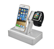 Triple Apple Watch Bracket Charging Stand Cradle Holder for iWatch iPhone iPad