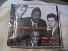 "V/A ""THE FINBARR GOLDEN TREASURY OF DOO-WOP VOLUME 11. NEW SEALED CD"
