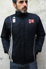 Adidas US Valcalepio MILAN INTER Football Club Activewear Jacket Sport 12 Yrs