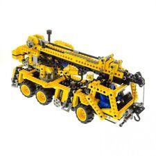 1 x Lego Technic Set Model Construction 8460 8431 Pneumatic Crane Truck Tagged