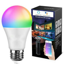LED Light Bulbs RGBW, LampUX WiFi Bulb,Color Changing Light Bulb