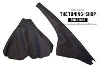 Audi 80 B3 b4 Avant Tdi Quattro Shift Boot Black Leather