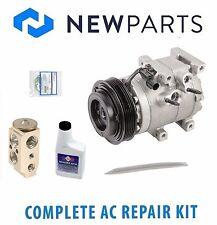 For AC A/C Repair Kit w/ Compressor & Clutch for Kia Sedona 2010-2012