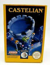 Nintendo NES Castelian Complete PAL B
