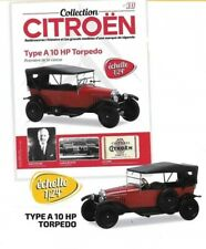Citroën Torpedo Type A 10 HP  1:24  New & Box Diecast model Car collectible