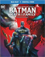 USED Blu Ray BATMAN DEATH IN THE FAMILY NO DIGITAL CODES(SEE DESCRIPTION)