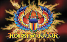 HOUSE OF KOLOR AIR BRUSH INTERCOAT CLEAR SG100 CO2 4oz