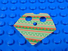 LEGO-MINIFIGURES SERIES [2] X 1 PONCHO FOR THE MARACA MAN FROM SERIES 2