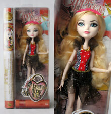EVER AFTER HIGH APPLE WHITE MIRROR BEACH DOLL 2014 MATTEL NEW SEALED !