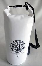 Dry Bag Sac étanche blanc logo rune Celtique 10 Litres Octopus Pro Gear