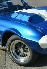 '63 CORVETTE GRAND SPORT MAG WHEELS WITH KNOCK OFFS 12 HOUR WIN