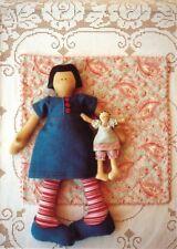 """New Pattern 16"""" My Dolly Bekkie by Rosalie Decker"""