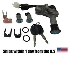 New - Key Ignition Switch Set Fits Scooter Moped 150cc 125cc Many Brands Chinese