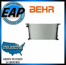 For Audi S4 S5 A4 A5 A6 A7 Quattro 3.0 3.2 4.2 V6 OEM BEHR Radiator NEW