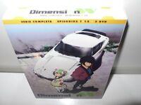 dimension w - serie completa - anime - 3 dvds