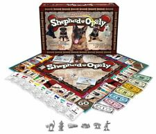 German Shepherd-Opoly Family Board Game for Alsatian and Dog Lovers