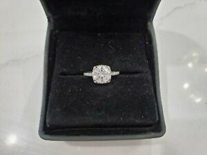 Tacori Engagement Ring Setting : Dantela STYLE 2620RDLGP_