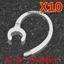 FL10 MOTOROLA FINITI HZ800 HX1 ENDEAVOR EARHOOK EARLOOP EAR HOOK LOOP LOOPS x10