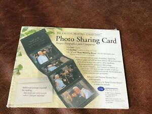 BRAND NEW! Creative Memories PHOTO SHARING CARD   FREE SHIPPING