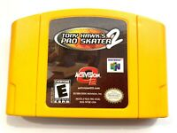 Tony Hawk Pro Skater 2 N64 Nintendo 64 Original Game Tested Working & Authentic!
