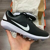 NIKE REACT VAPOR 2 BLACK GOLF TRAINERS SHOES SIZE UK7.5 US8.5 EUR42