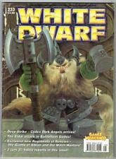 White Dwarf Magazine No.233 May MBox1098 Deep Strike-Codex Dark Angels Arrives!