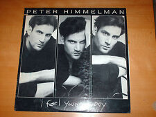 """PETER HIMMELMAN-I FEEL YOUNG TODAY-12"""" SINGLE-PROMO"""