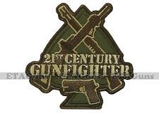 MilSpec 21st Century Gunfight Multicam Tactical Military Combat Morale Patch