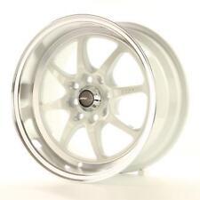 Cerchi Jantes Wheels Felgen Japan Racing TF2 7,5x15 ET 30 4X100 / 114,3 White