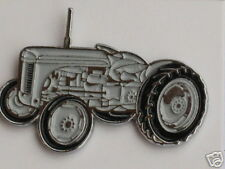 50025 GREY FERGIE TRACTOR CHROME PIN - UNIQUE ITEM!