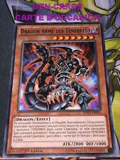 OCCASION Carte Yu Gi Oh DRAGON ARME DES TENEBRES SDPD-FR016 1ère édition