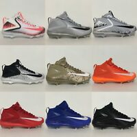 Nike Zoom Trout 3 Metal Mike Trout Baseball Cleats Sizes 8-14 [856503]