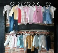 Baby Girls Clothes Bundle 9-12 Months - little bit of everything H&M M&S & more