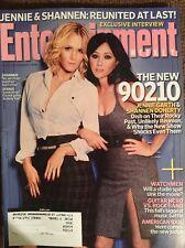 EW Entertainment Weekly Shannen Doherty Jennie Garth 90210 Watchmen True Blood