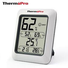 Thermomètre intérieur//extérieur hygromètre humidité température X4F8