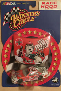 Winner's Circle Tony Stewart Coca Cola Bear Car Hood