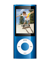 Official Apple iPod Nano 5th Gen Blue *VGWC*+Warranty!!