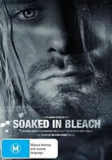 Soaked In Bleach (DVD, 2015) NEW
