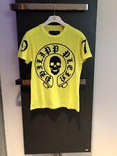 "Philipp Plein T-Shirt ""Neon Skull"" Gr.M 100%Original"