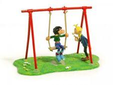 Figurines et statues jouets collection, série avec Gaston Lagaffe BD